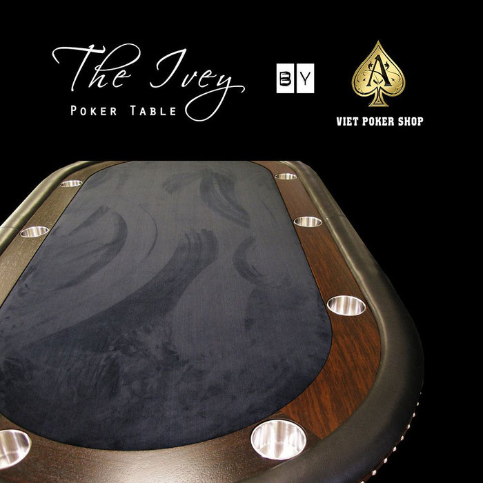Bàn Poker The Ivey