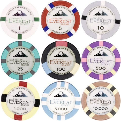 Phỉnh poker Everest