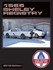 SAAC Shelby and Cobra Registries