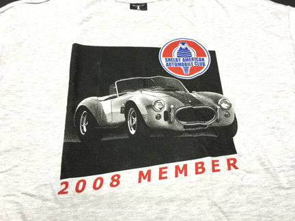 2008 Member Tee Shirt (postage included)