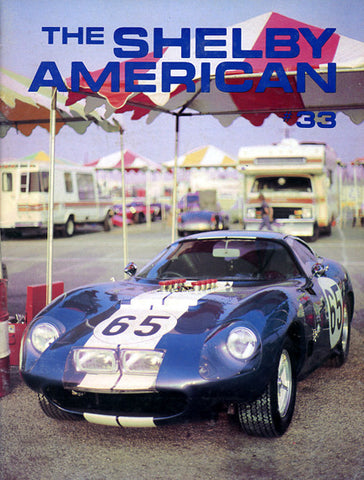 Shelby American #33 (1981)