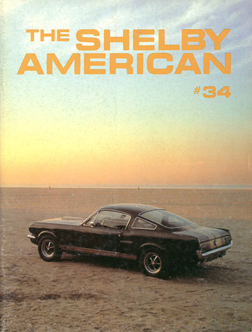 Shelby American #34 (1981)