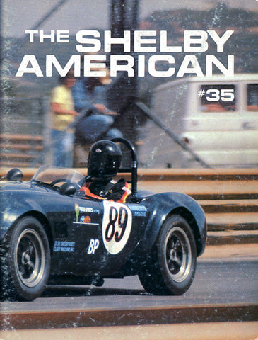 Shelby American #35 (1981)