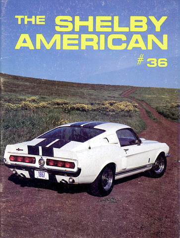 Shelby American #36 (1982)