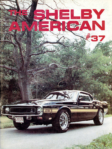 Shelby American #37 (1982)