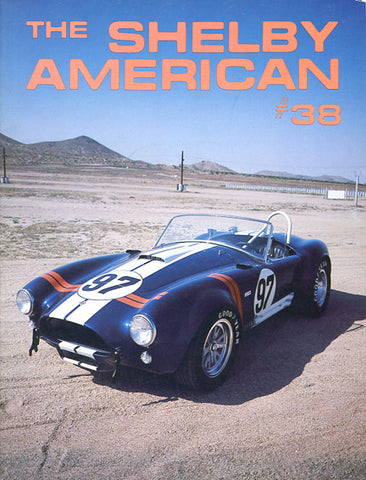 Shelby American #38 (1982)