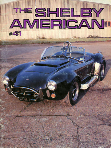 Shelby American #41 (1983)
