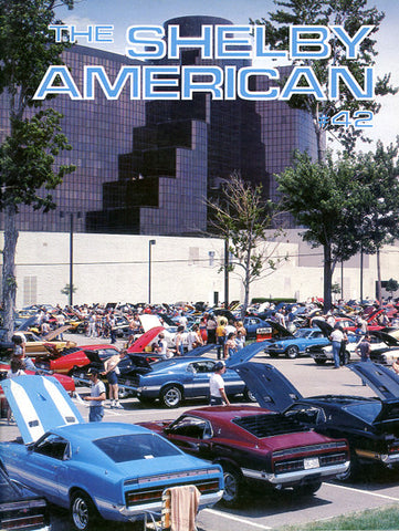 Shelby American #42 (1983)
