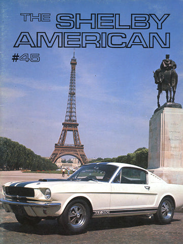 Shelby American #45 (1984)