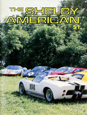 Shelby American #51 (1987)