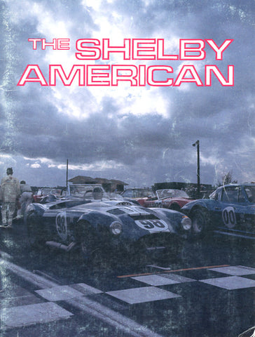 Shelby American #52 (1987)