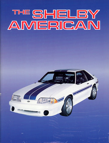 Shelby American #59 (1991)