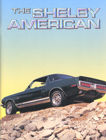 Shelby American #63 (1994)