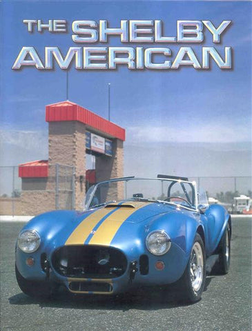 Shelby American #72 (2003)