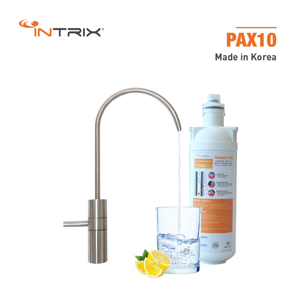 ASSURE PAX10 Undersink Water Purification System