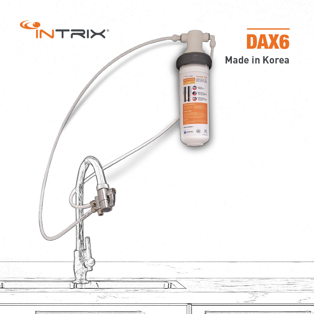 ASSURE DAX6 Oversink Water Purification System