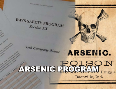 Arsenic Program - ISNetworld RAVS Section - US