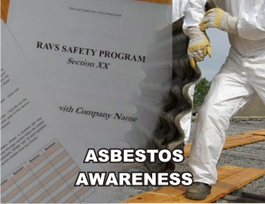 Asbestos Awareness Program – ISNetworld® RAVS Section - US