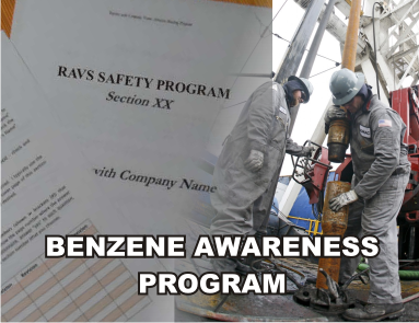 Benzene Awareness Program - ISNetworld RAVS Section - US