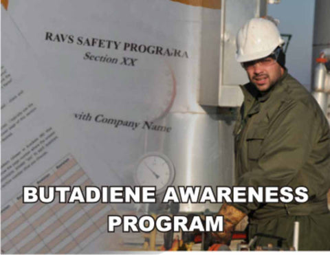 Butadiene Awareness Program - ISNetworld RAVS Section - US