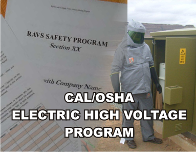 Cal/OSHA Electric High Voltage Program - ISNetworld RAVS Section - US