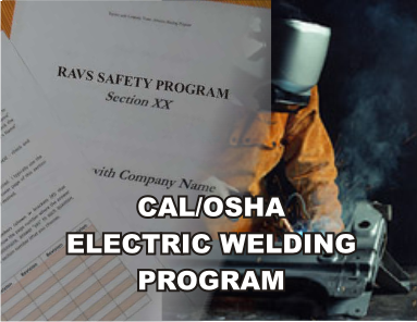 Cal/OSHA Electric Welding Program - ISNetworld RAVS Section - US