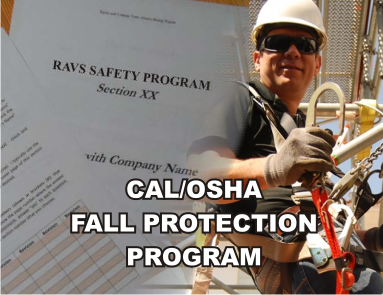 Cal/OSHA Fall Protection Program - ISNetworld RAVS Section - US