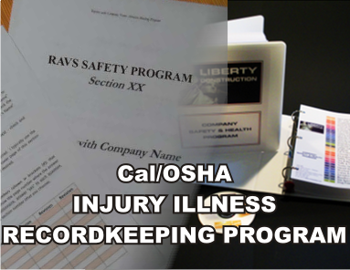 Cal/OSHA Injury Illness Recordkeeping Program - ISNetworld RAVS Section - US