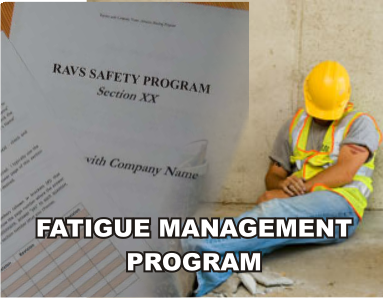Fatigue Management Program - ISNetworld RAVS Section - US