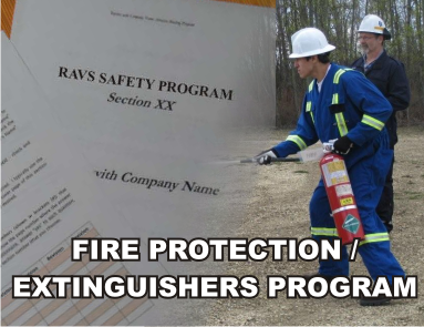 Fire Protection/ Extinguishers Program - ISNetworld RAVS Section - US