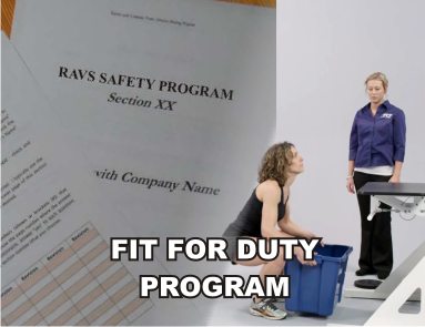 Fit for Duty Program - ISNetworld RAVS Section - US