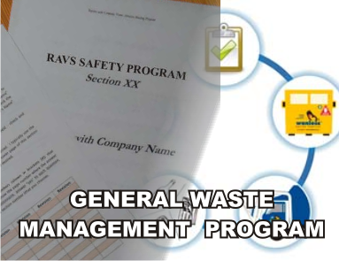 General Waste Management Program - ISNetworld RAVS Section - US