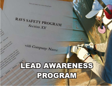 Lead Awareness Program - ISNetworld RAVS Section - US