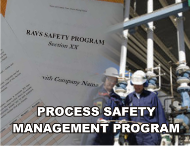 Process Safety Management - Contractor Responsibilities Program - ISNetworld RAVS Section - US