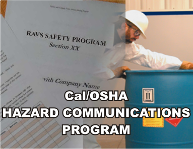 Cal/OSHA Hazard Communications Program - ISNetworld RAVS Section - US