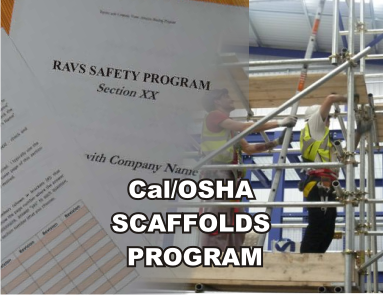 Cal/OSHA Scaffolds Program - ISNetworld RAVS Section - US