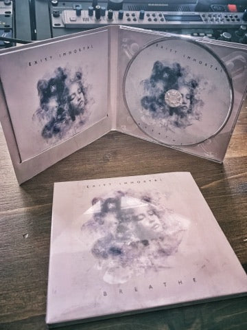 'Breathe' Album PHYSICAL CD