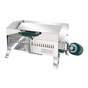 "MAGMA SIERRA™ 9"" X 18"" CAMPING RV GAS GRILL - River Rock Camping"