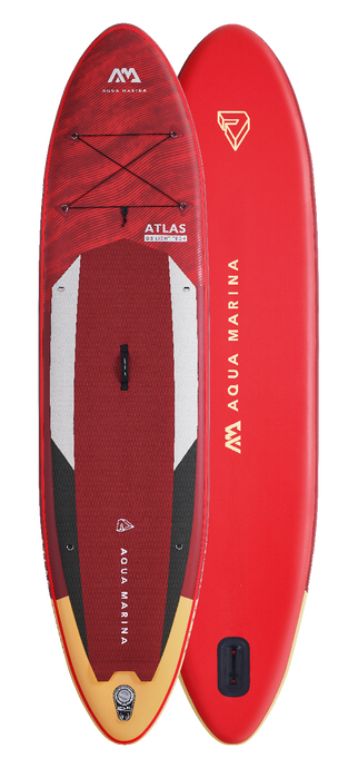 Aqua Marina Atlas - Advanced All-Around iSUP - Pre-Order For December - River Rock Camping