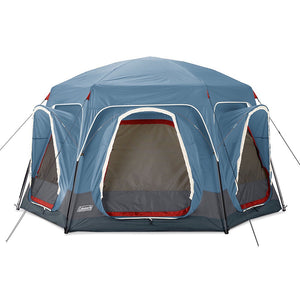 6-Person Connectable Tent with Fast Pitch Setup - River Rock Camping