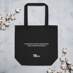 A Tale of Two Mindsets Tote Bag