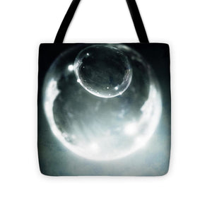 Bubbles within Bubbles - Tote Bag