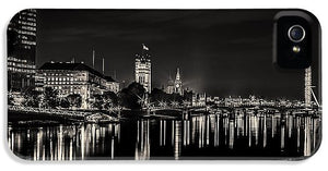 The River Thames at Night - Phone Case