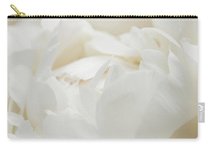 Close up of Peonies - Carry-All Pouch