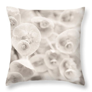 Flowers within Flowers - Throw Pillow