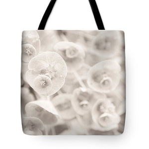 Flowers within Flowers - Tote Bag