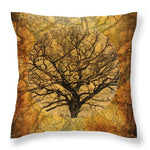 Load image into Gallery viewer, Golden Autumnal Trees - Throw Pillow
