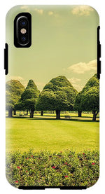 Load image into Gallery viewer, Hampton Court Palace Gardens Summer Colours - Phone Case