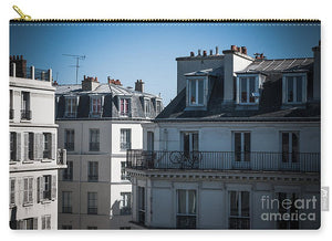 Parisian Rooftops in the Morning - Carry-All Pouch