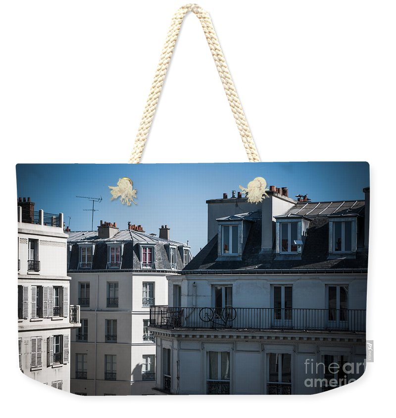 Parisian Rooftops in the Morning - Weekender Tote Bag